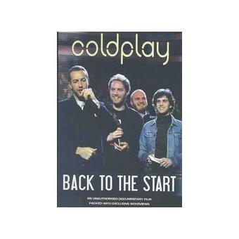 BACK TO THE START-DVD (IMP)