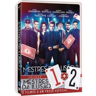 Pack Mestres da Ilusão 1+2
