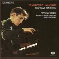 Tchaikovsky & Medtner - First Piano Concertos - SACD