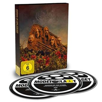Garden of The Titans – Live at Red Rocks Amphitheatre - DVD + 2CD