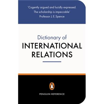 Penguin dictionary of international