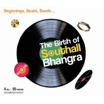 The Birth Of Southall Bhangra (4CD)