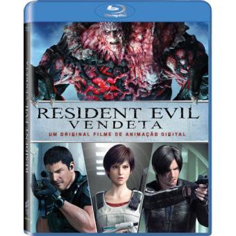 Resident Evil: Vendetta (Blu-Ray)