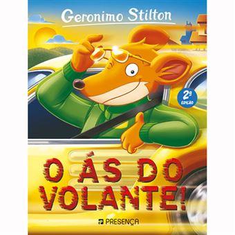 Geronimo Stilton: O Ás do Volante!