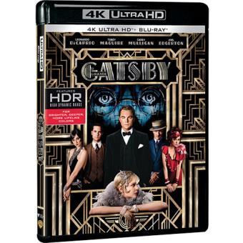 O Grande Gatsby (4K Ultra HD + Blu-ray)