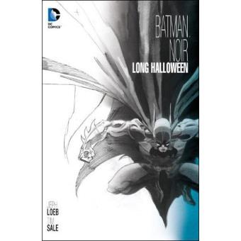 Batman Noir: Long Halloween