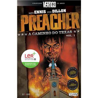Preacher - Livro 1: A Caminho do Texas