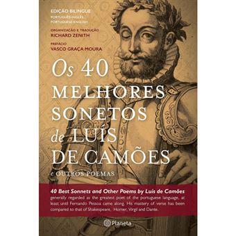 Os 40 Melhores Sonetos de Luís de Camões