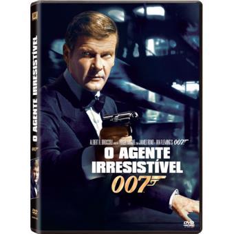 007 - Agente Irresistível - DVD