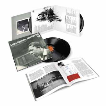 A Love Supreme | The Complete Masters (3LP)