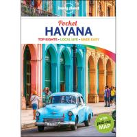 Lonely Planet Pocket Guide - Havana