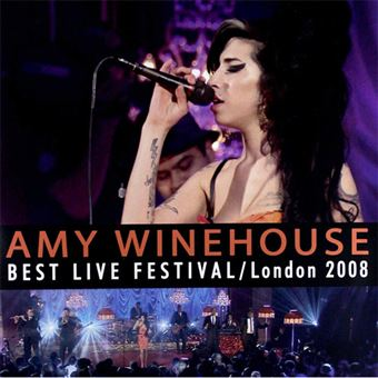Amy Whinehouse: Best Live Festival London 2008 - LP