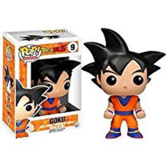 Pop! Vinyl-Black Hair Goku - 9