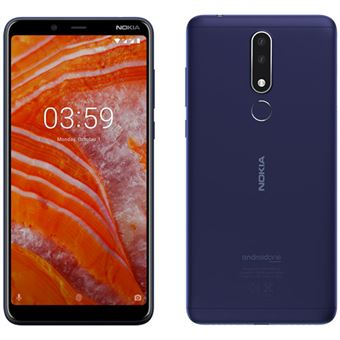 Smartphone Nokia 3.1 Plus - 32GB - Azul