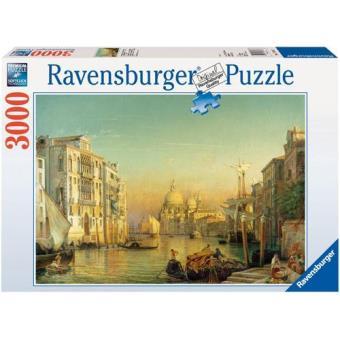 Puzzle Grande Canal em Veneza - 3000 Peças