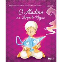Fábulas Recortadas: O Aladino e a Lâmpada Mágica