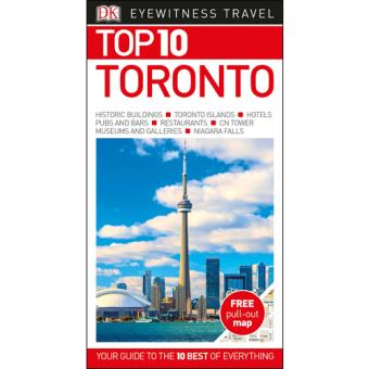 Eyewitness Top 10 Travel Guide - Toronto