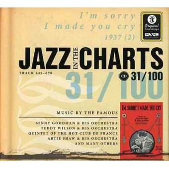 Jazz in the Charts 31 - I'm Sorry I Made You Cry 1937