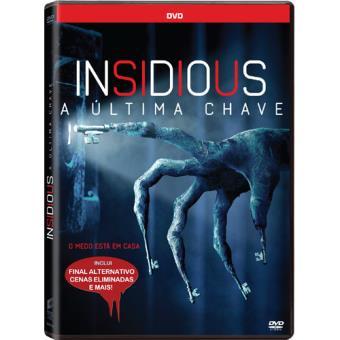 Insidious: A Última Chave - DVD
