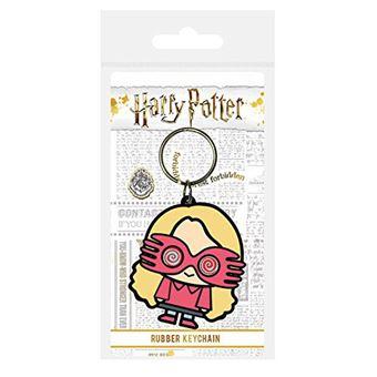 Porta-Chaves de Borracha Harry Potter - Luna Lovegood