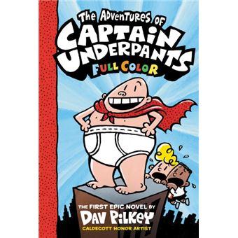 Adventures of captain underpants co