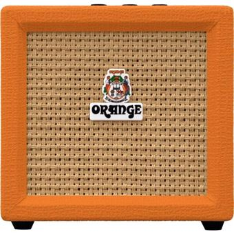 Combo Crush Mini Amplifier Orange
