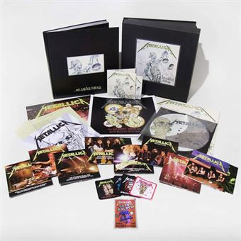 … And Justice For All - Remastered 2018 Super Deluxe - 11CD + 6LP + 4DVD