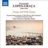 Lopes-Graça: Folk Songs - CD