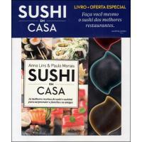 Pack «Sushi em Casa» + Formas