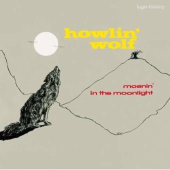 Moanin' In The Moonlight +4 Bonus Tracks (180g) (Limited Edition) (LP)