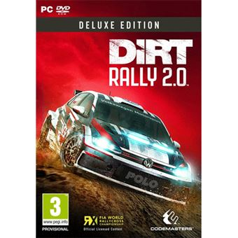 Dirt Rally 2.0 - Deluxe Edition - PC