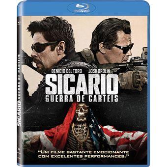 Sicario 2: Guerra de Cartéis - Blu-ray