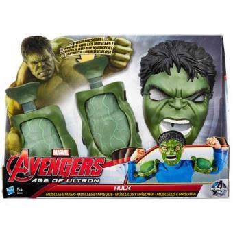 Avengers Músculos Hulk