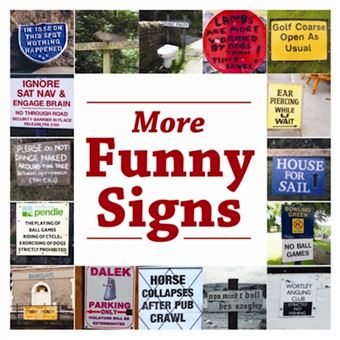More funny signs