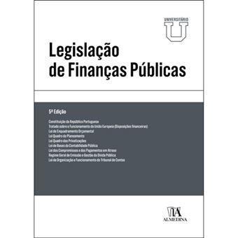 Legislação de Finanças Públicas Universitária