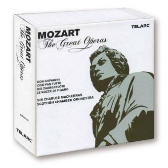 Mozart | The Great Operas (11CD)