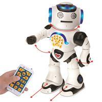 Robot Educativo Powerman - Lexibook R/C
