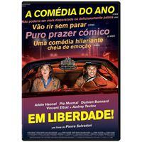 Em Liberdade! - DVD