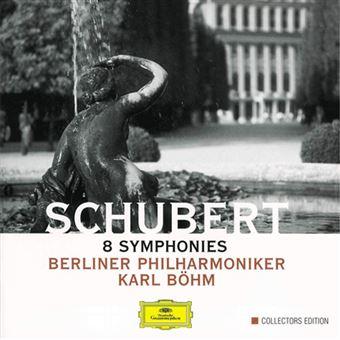 8 Symphonies - 4CD