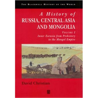 A History of Russia, Central Asia and Mongolia - Volume II