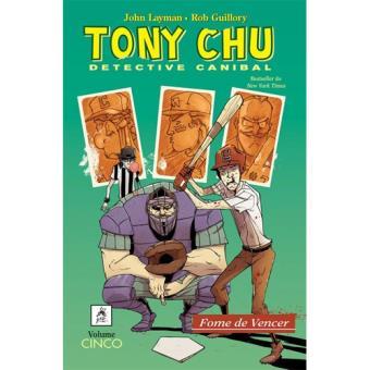 Tony Chu, Detective Canibal - Livro 5: Fome de Vencer