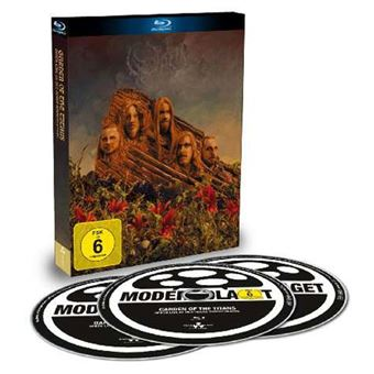 Garden of The Titans – Live at Red Rocks Amphitheatre - Blu-ray + 2CD