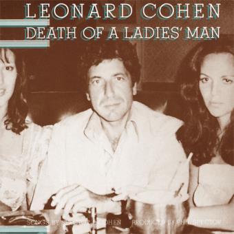 Death Of A Ladies' Man - LP 12''