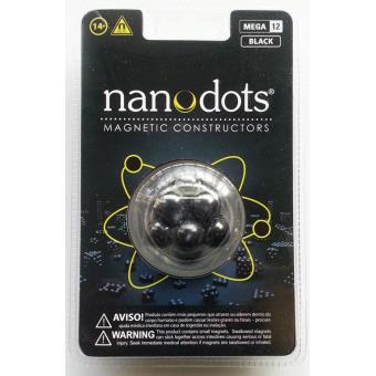 Nanodots Mega 12 - Black
