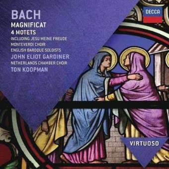 Bach | Magnificat & 4 Motets