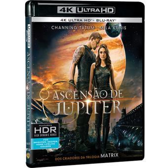 A Ascensão de Jupiter (4K Ultra HD + Blu-ray)