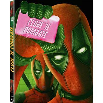 Clube de Combate - Edição Photobomb - Blu-ray