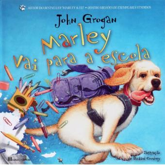 Marley vai Para a Escola