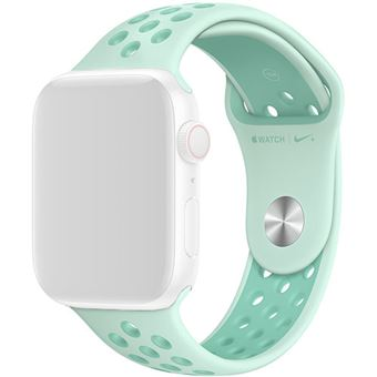 Bracelete Desportiva Nike para Apple Watch 44mm - Verde Pálido | Twist Tropical