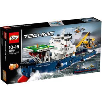 LEGO Technic 42064 Explorador do Oceano